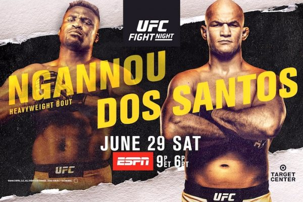 UFC Minneapolis DFS Show with Jason Floyd and Pete Rogers Jr.