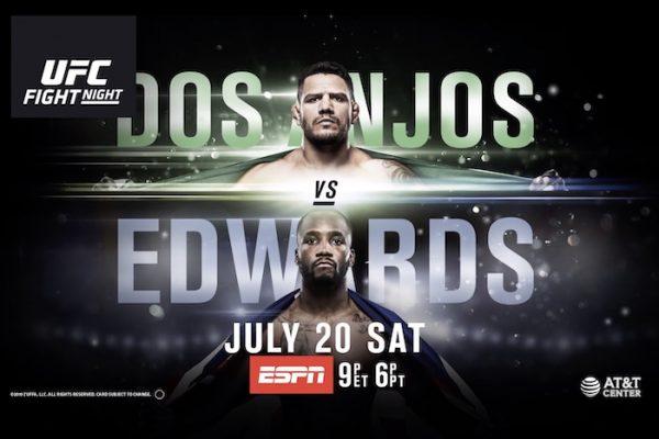 UFC San Antonio DFS Show with Jason Floyd and Pete Rogers Jr.