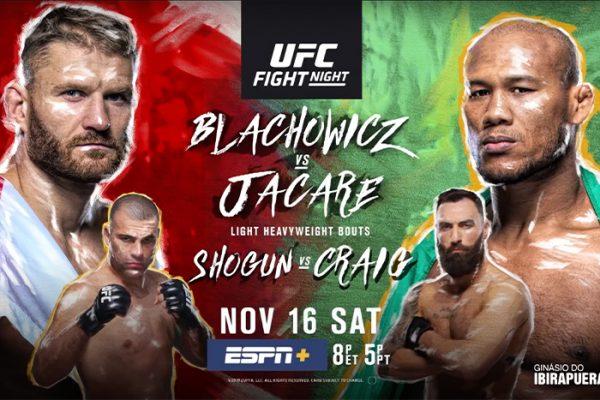 UFC Sao Paulo