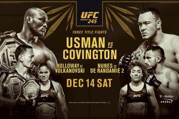 UFC 245