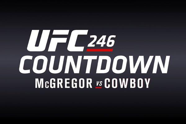 UFC 246 Countdown
