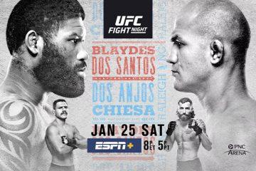 UFC Raleigh