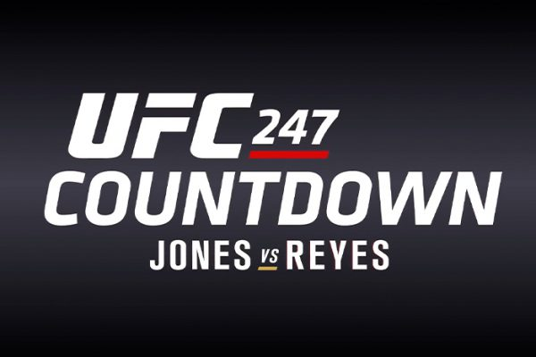 UFC 247 Countdown