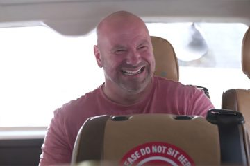 Dana White: Lookin' FWD to a Fight - Fight Island, Abu Dhabi