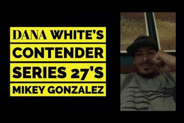 Mikey Gonzalez