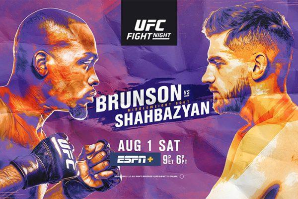 UFC Vegas 5