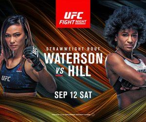 UFC Vegas 10