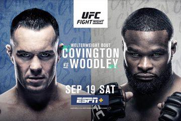 UFC Vegas 11